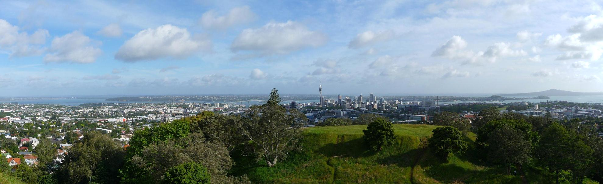 The Greenery Of Auckland The Missing Year
