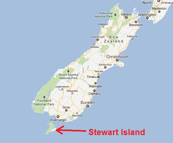 Stewart Island New Zealand  City new picture : Stewart Island