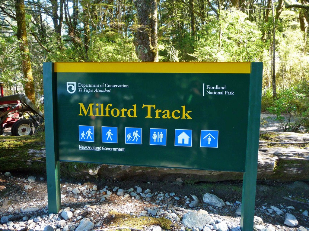 The Milford Track The Missing Year