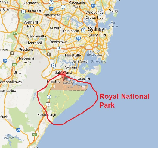 sydney royal national park history list-#34