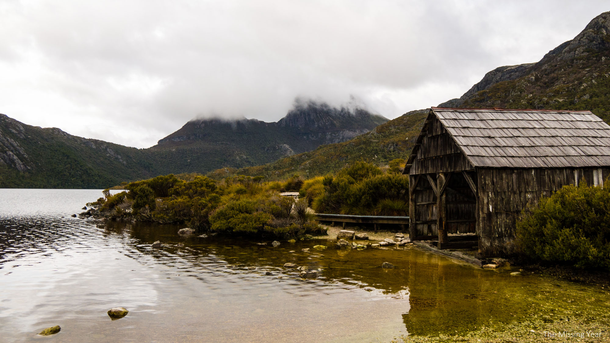 Cradle Mountain - Dove Lake-10