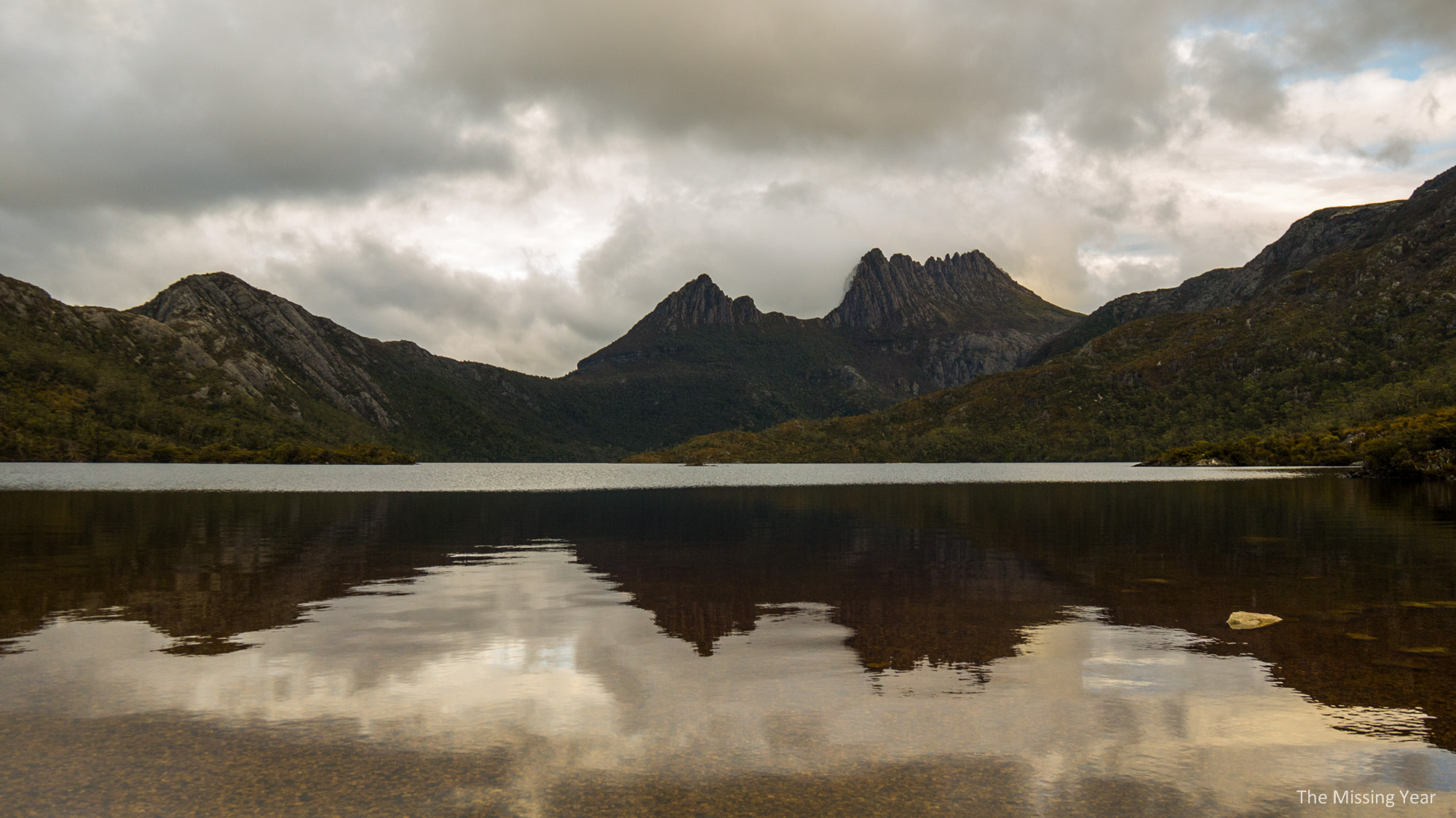 Cradle Mountain - Dove Lake-15