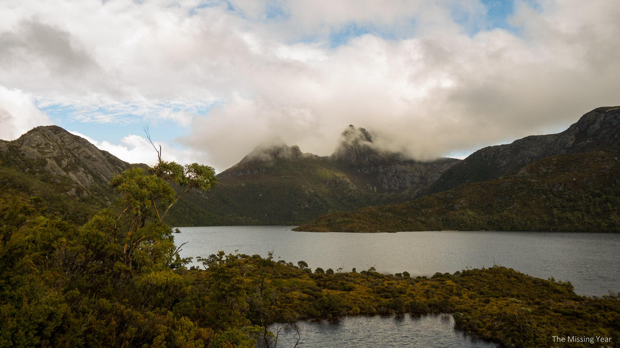 Cradle Mountain - Dove Lake-2