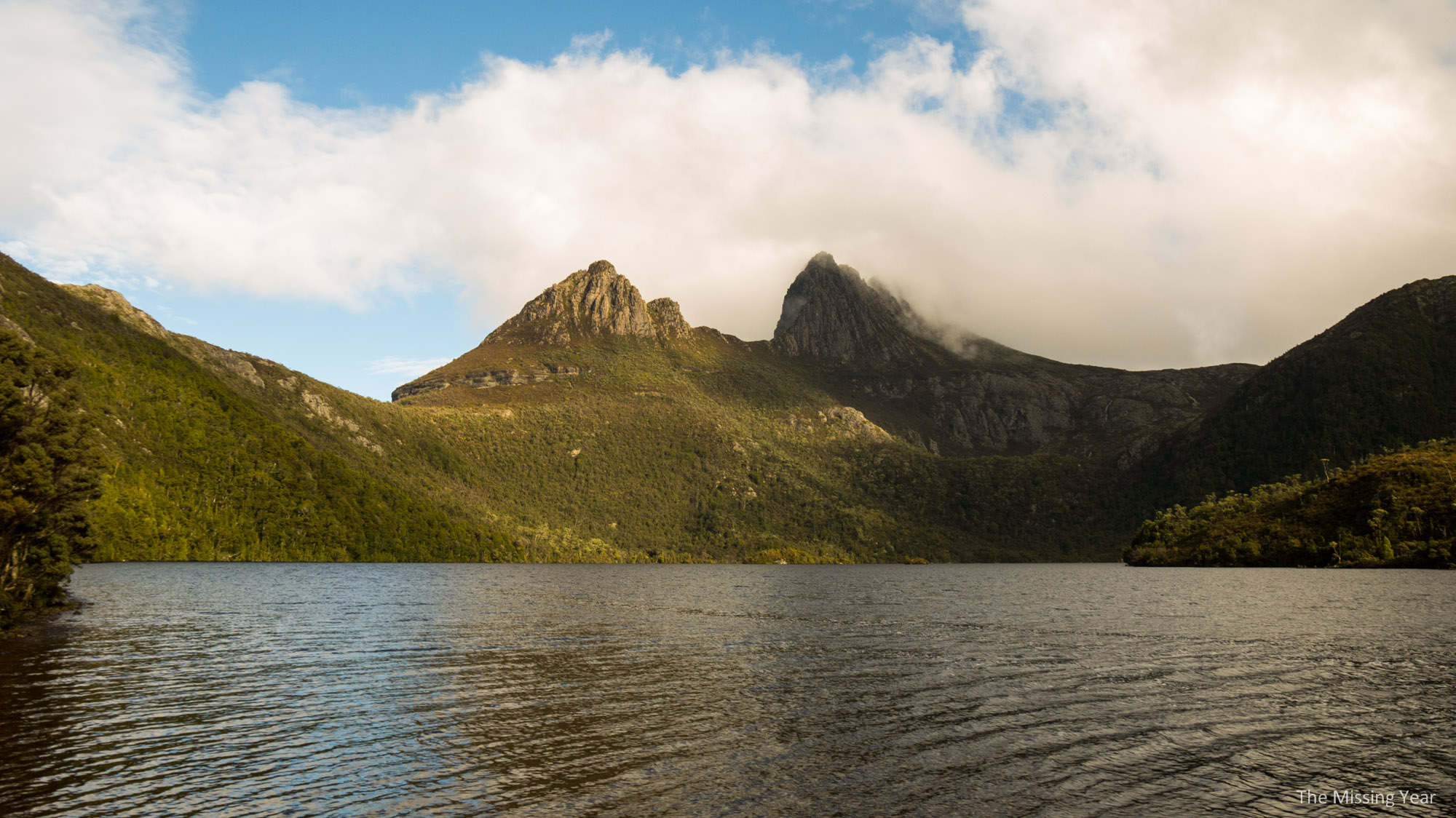 Cradle Mountain - Dove Lake-4
