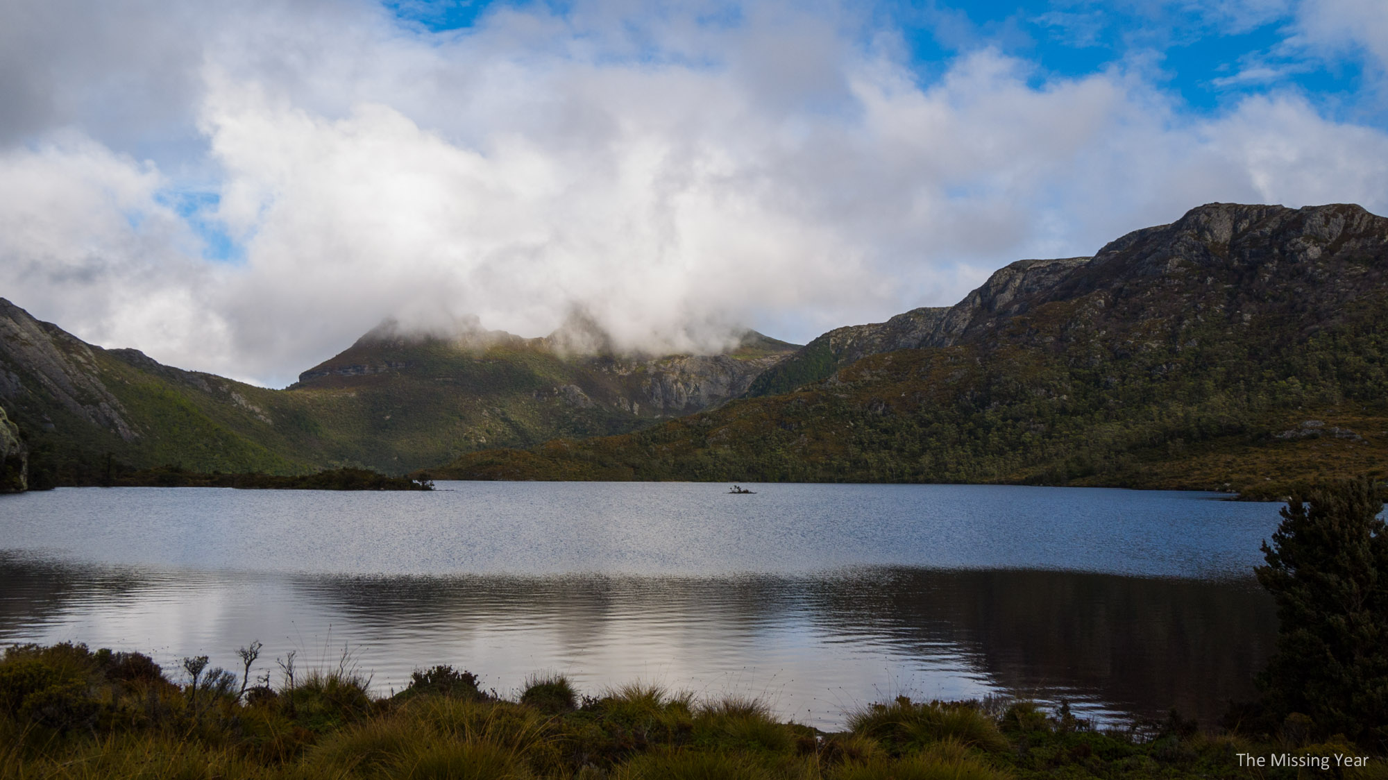 Cradle Mountain - Dove Lake-1