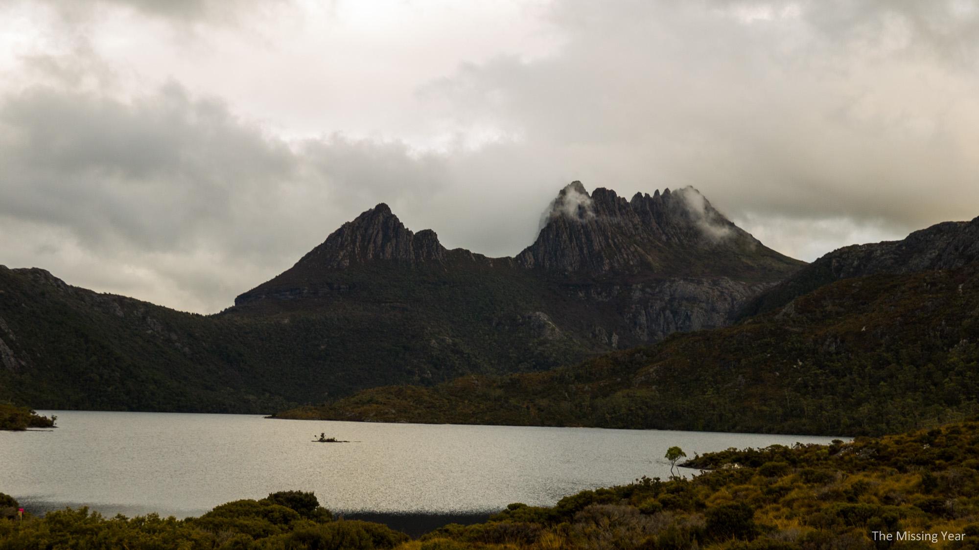 Cradle Mountain - Dove Lake-11
