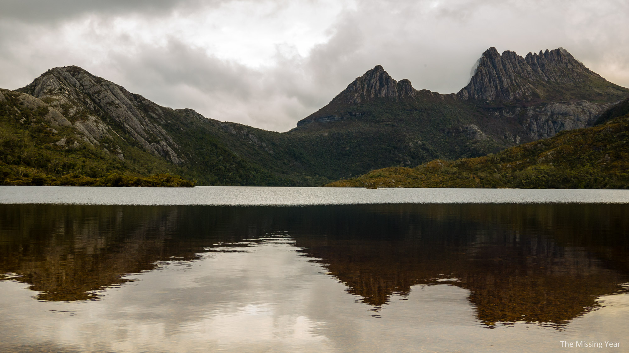 Cradle Mountain - Dove Lake-14